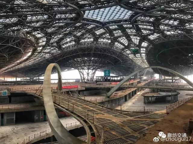 新机场到廊坊的城际、高速、防洪设施、新机场的工作岗位,都来了!