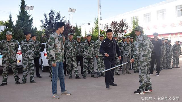 【长丰县长新职业技能培训学校】强化保安技能培训 提升辖区安保能力