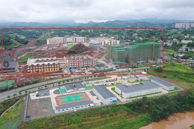 【正规技能培训】兴文县职业技术学校新校区下月开学啦!可容纳8000名学生!