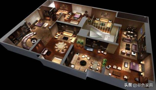 全案设计已成趋势,非色家具带你深入了解全案设计