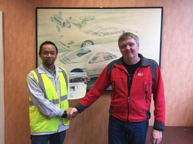 2019CCPC大賽牙克石站收官 東風標致508L無懼挑戰