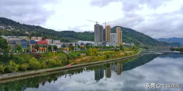 竹山今年计划投资77.3亿元,重点实施70个项目