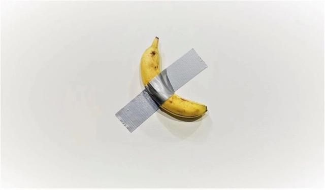 吃一根身价100万的香蕉是什么体验?