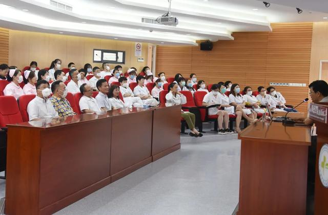 上海二康医院开展上海改革开放史专题宣讲