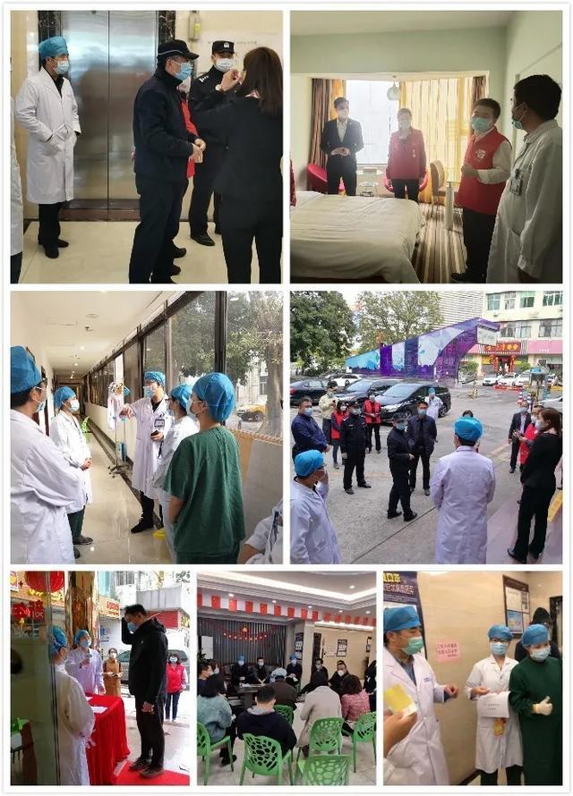不负战「疫」使命,深圳市中医肛肠医院对接的健康驿站顺利闭站