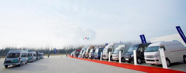 首個國家級新能源智能物流車實驗室落戶山東濰坊