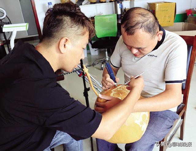 非遗技能培训助残疾人就业创业