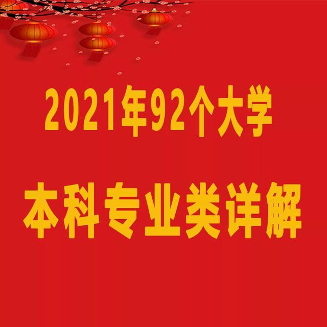 《2021年92个大学本科专业类详解》-87 旅游管理类