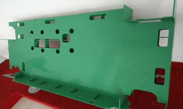 半导体设备底座-精密钣金件机罩