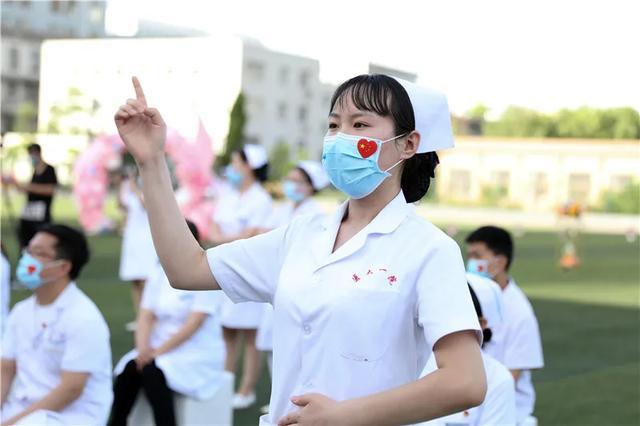 护佑生命 「疫」路前行 5.12 护士节主题庆祝大会