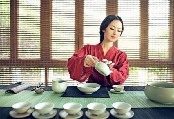 【我县举办残疾农民专业技能培训】无锡品文教育,学茶艺师