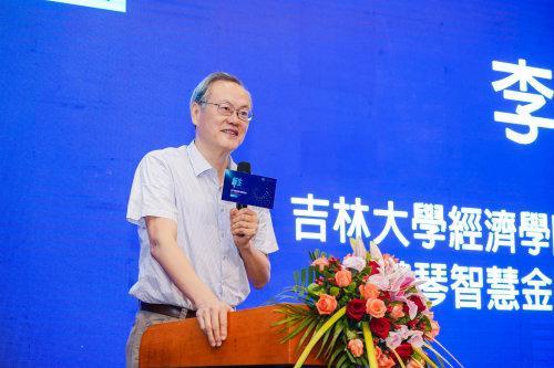 顾问委员会委员、橫琴智慧金融研究院院長 李晓先生
