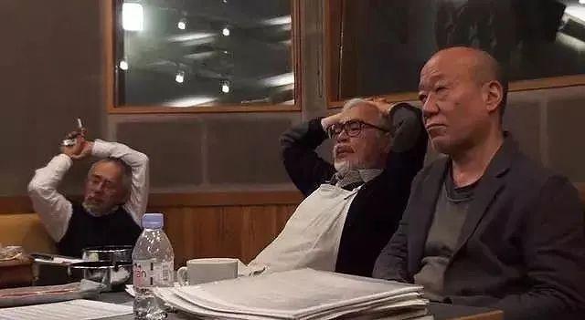 宫崎骏谢幕之作进度曝光:久石让先生,请陪我完成最后的工作吧