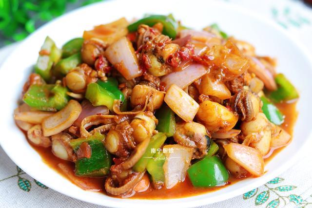 青椒配什么炒菜比较好吃