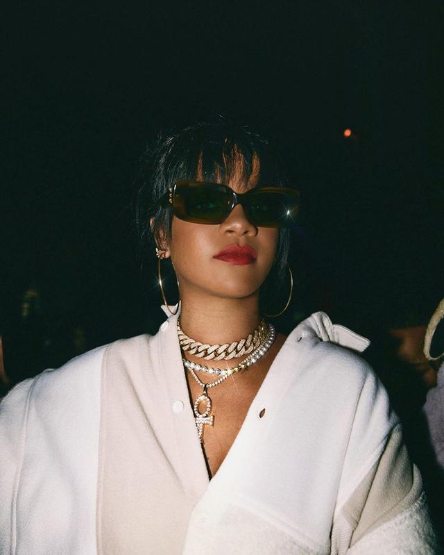 """刚分手就和A$AP Rocky""""搞暧昧"""",蕾哈娜这是想无缝衔接?"""