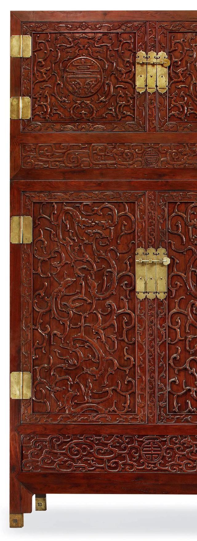 明代晚期清朝早期的一套黄花梨海黄的椅子现在价值大概多少