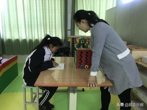 【技能培训专家邀请函】昌吉州多措并举大力开展特殊教育服务