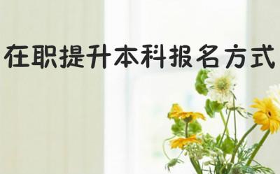 【加强失地农民的专业技能培训】广东广州在职提升本科比较轻松的学习方式是哪一种?老师来解答