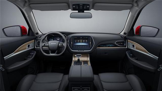 新款捷途X70正式上市售价6.99-12.09万元