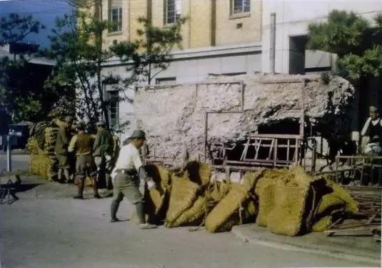 老照片:40年代年民国生活,很难见到的景象(组图)