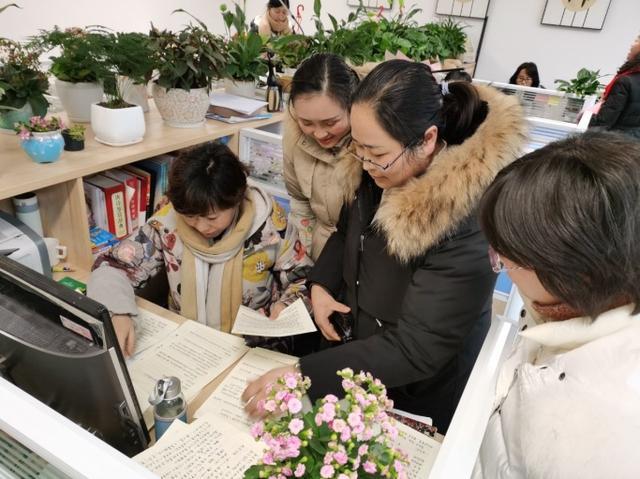 六盘水市十七中学语文组举行教师技能比赛