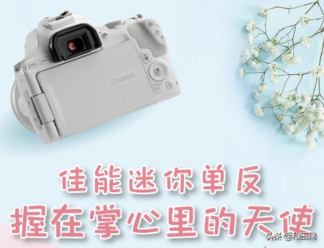 佳能EOS 200D II 200D2 迷你单反相机上手体验