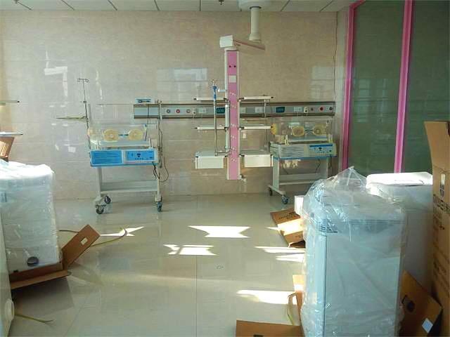 白城妇幼保健院安装米微新风除菌净化一体机   米微新风系统  除菌  除霾  除醛