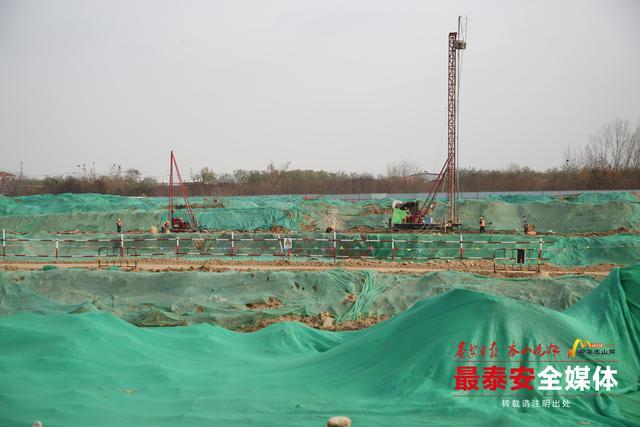 芝田河生态修复工程10处节点快速推进