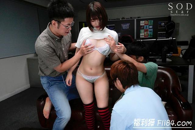 stars-180:清纯短发少女唯井まひろ(唯井真寻)网咖献身电玩高手!