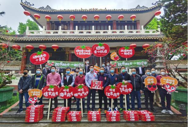 """党建引领描摹鲜亮底色 看看这家上海企业""""造血扶贫""""的生动实践"""