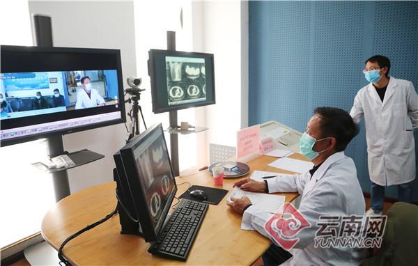 【航空业务技能培训】发挥远程医疗设备研发制造服务优势 云南这家公司在战疫工作中大显身手