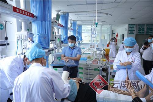 普洱市人民医院是几级医院