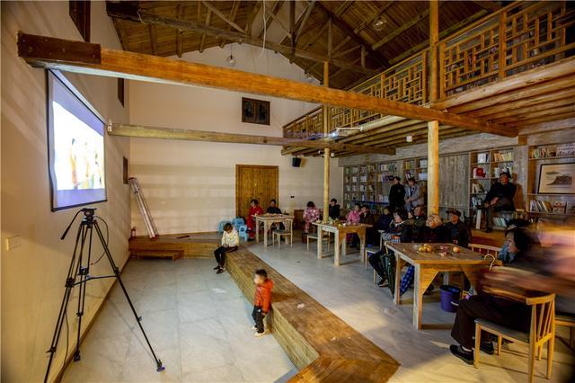 【测绘技能培训有哪些】设计之美:闲置房屋改造助力中国乡村振兴
