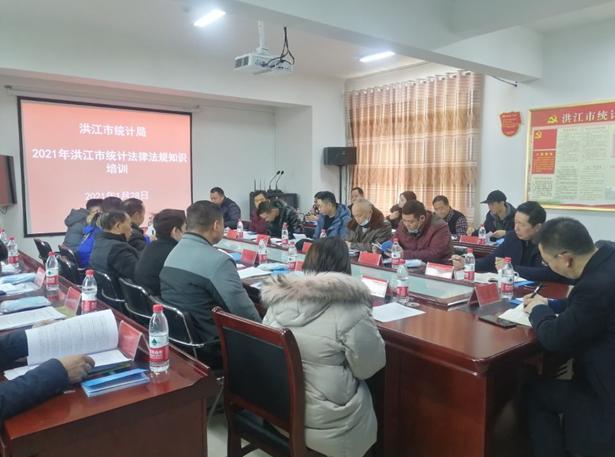 【麻醉科应急技能培训制度及流程】洪江市统计局开展2021年统计业务培训