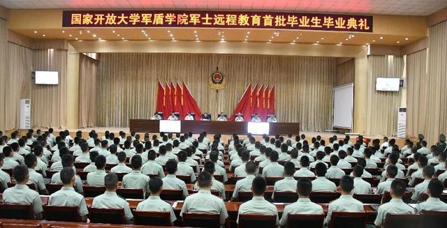 【广州gameco147技能培训报名】武警部队首届军士远程教育学员顺利毕业
