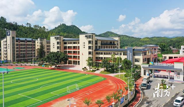 【测量技能大赛培训】抓好教育是百姓最大的期盼!来看梅州五华如何振兴山区教育