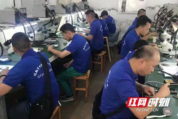 桃源:开展免费就业技能培训 点亮残疾人就业梦想