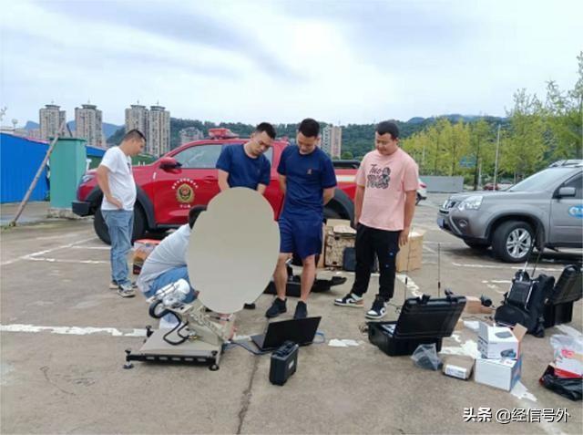 【重庆职业技能培训专家】雨城区应急管理局开展应急通信设备操作培训