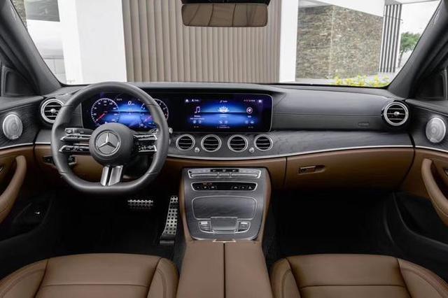 奔驰正式发布3款插电混合动力车型 升级改款E级车