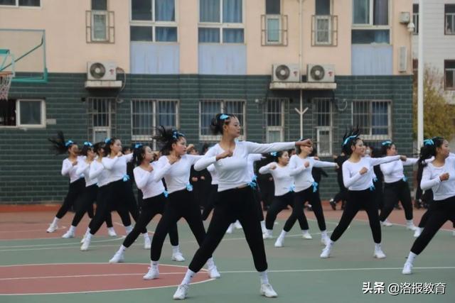 洛阳幼儿师范学校:舞动梦想 绽放美丽