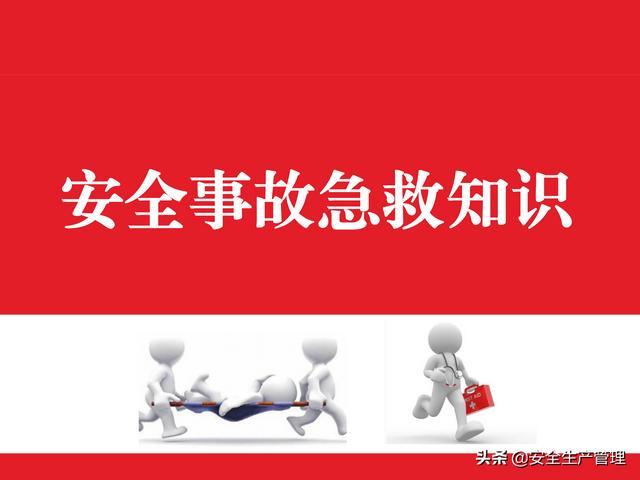 【开展运动风险管理培训技能培训】安全事故急救知识(50页)
