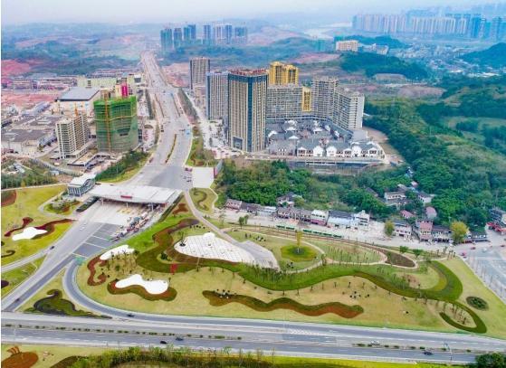 """成都""""东进""""与良好营商环境双优势,简阳迎来发展黄金期"""