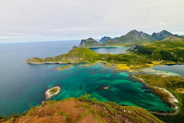 北欧旅行,挪威罗弗敦群岛的七条步道徒步体验