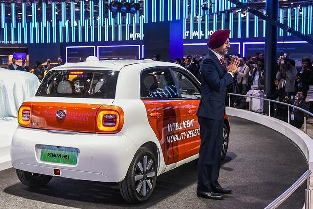 开挂的长城汽车进军印度 实现哈弗、长城EV双品牌布局