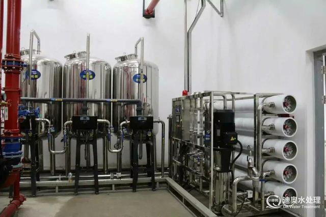 纯水处理设备设计常用计算公式总结