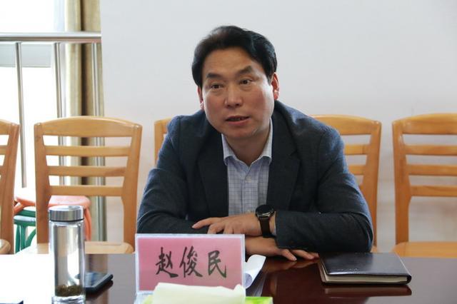 安康市长赵俊民调研指导森林防火工作