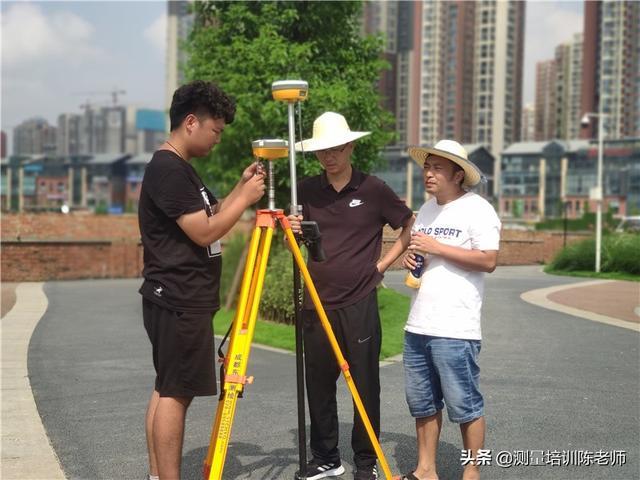 工程测量学习实战测量培训