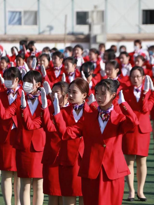 甘肃东方航空高铁技工学校招生