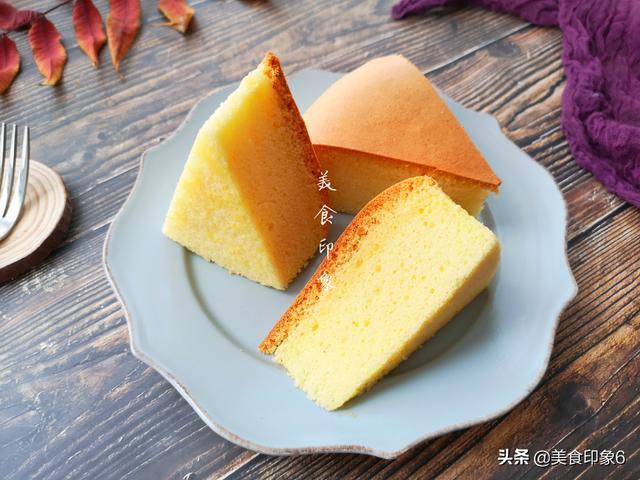学会做蛋糕_新手学做蛋糕
