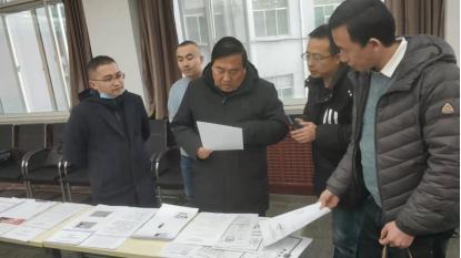 临夏州人社局来兰交流职业技能提升培训工作